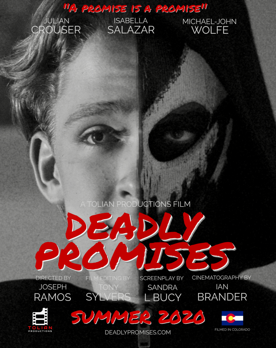 DEADLY PROMISES (2020) Movie Poster wide